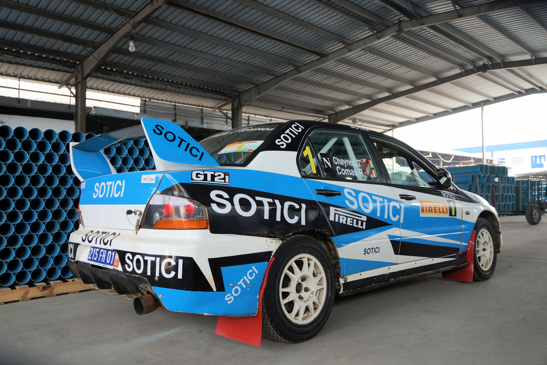 Championnat d'Afrique de rallye