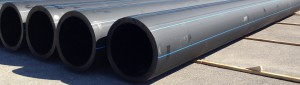 HDPE PIPE FOR WATER SUPPLY Image