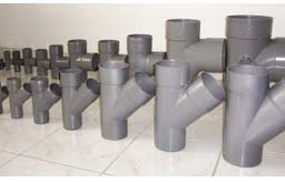 RAIN & WASTE WATER PVC PIPES & FITTINGS Image
