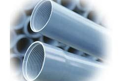 PVC BOREHOLE PIPE Image