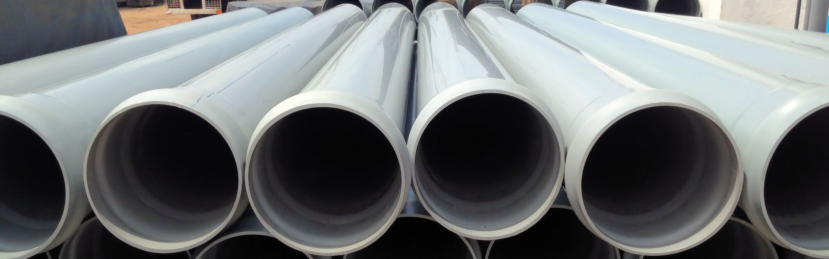PVC SEWER & DRANAGE PIPES Image